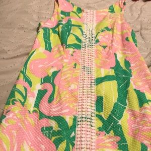Lilly for Target flamingo dress